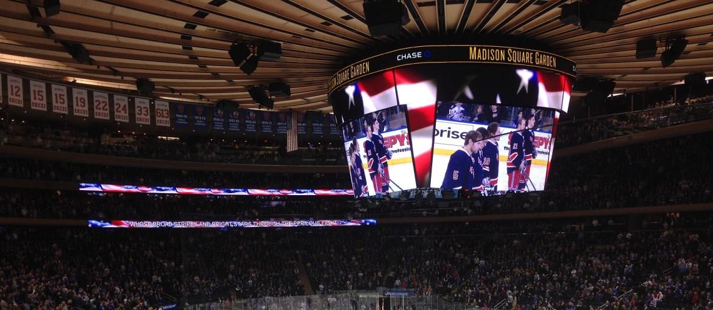 Nhl resor med Escape Travel - Madison Square Garden