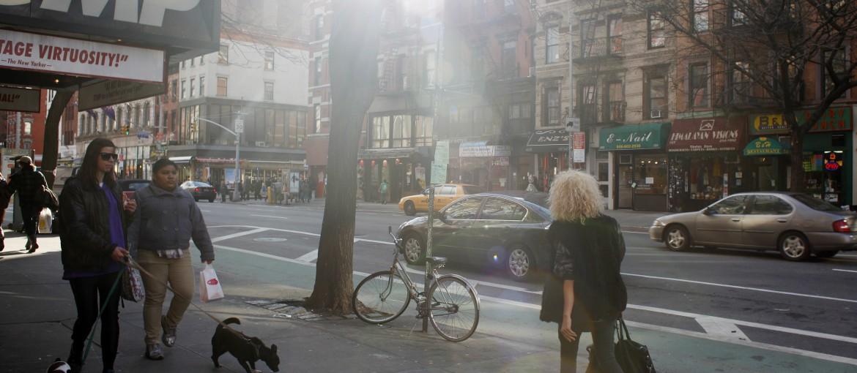 East Village i New York, USA