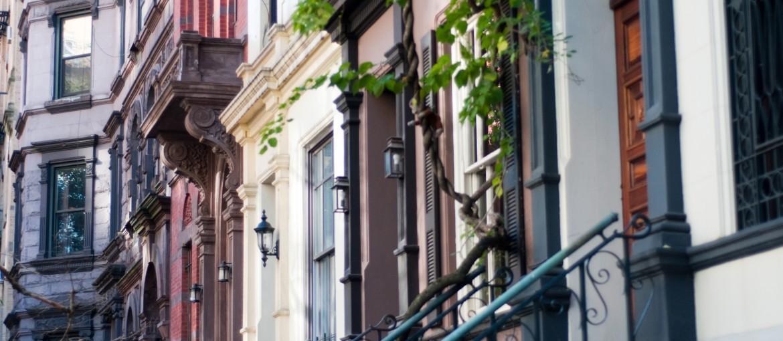 Upper West Side i New York, USA