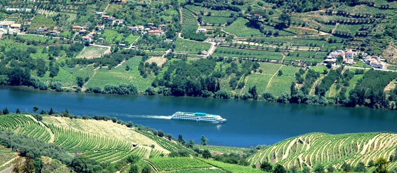 Dourodalen i Portugal