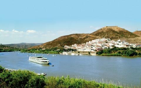 Flodkryssning Andalusien med La Belle de Cadix