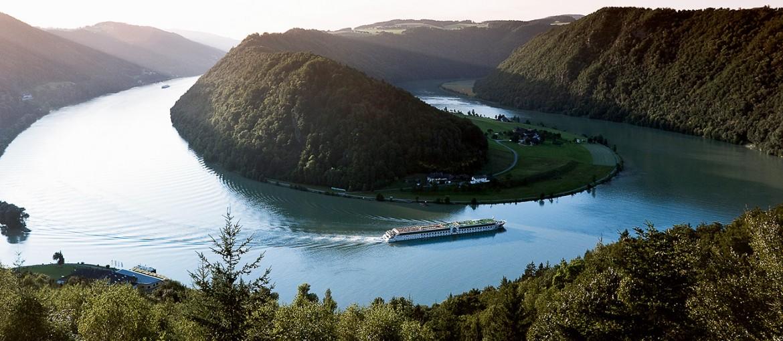Flodkryssning Rhen och Donau från Amsterdam till Wien