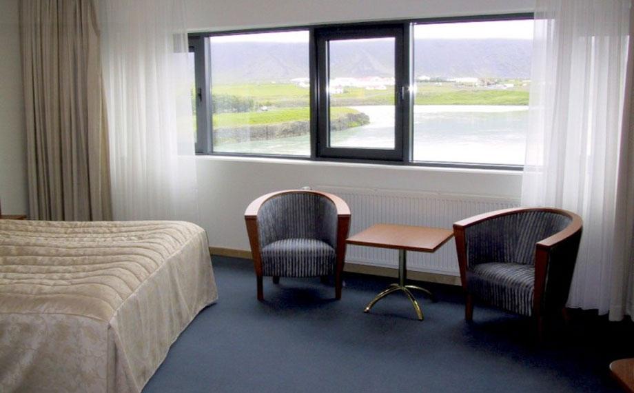 Hotel Selfoss, södra Island
