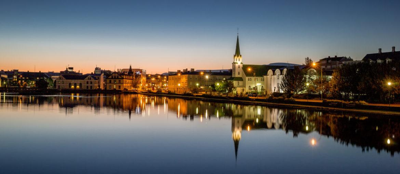 Kristihimmelfärds special till Island