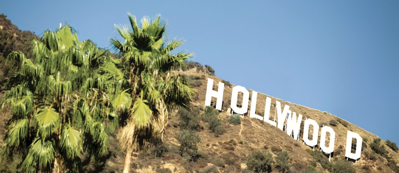 Hollywood-skylten, USA