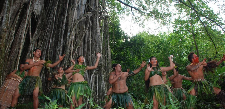Franska Polynesien på kryssning med Aranui Cruises