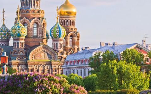 St. Petersburg, Ryssland