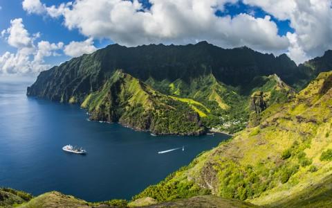 Franska Polynesien - Kryssning med Aranui 3