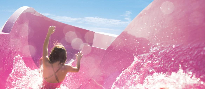 Aqua Park ombord på Norwegian Getaway