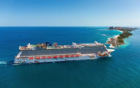 Kryssning med Norwegian Getaway i Karibien