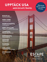 Upptäck USA med Escape Travel