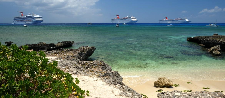 Grand Cayman i Karibien