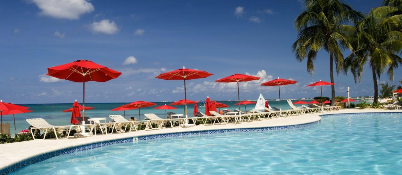 Pool på Grand Cayman, Caymanöarna