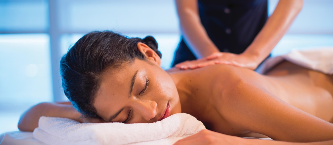 Massage ombord på kryssning med Celebrity Cruises