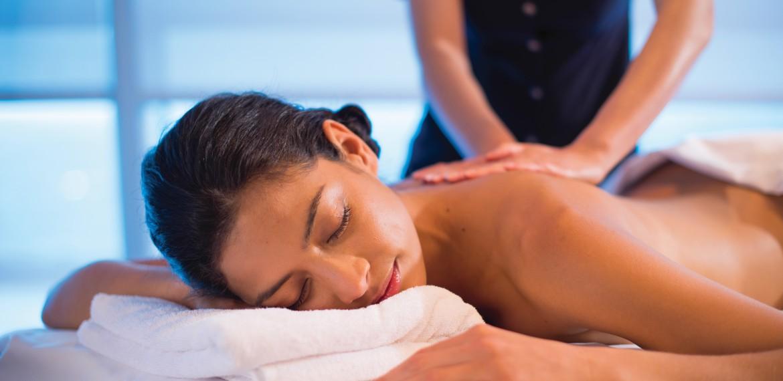 Massage ombord på kryssning med Celebrity Cruises