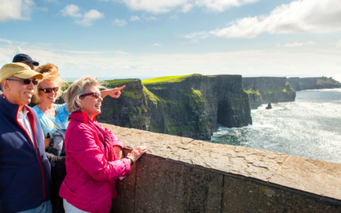 Cliffs of Moher på västra Irland