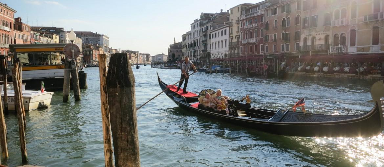 Venedig i sommar