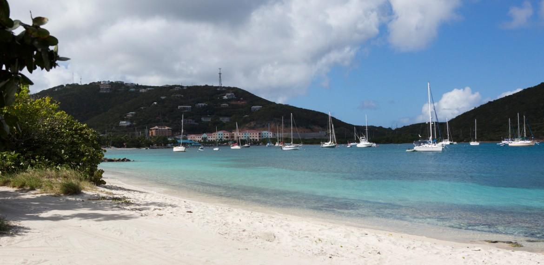 St Thomas i Karibien