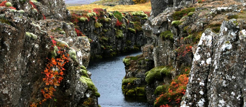 Thingvellir nationalpark, Island