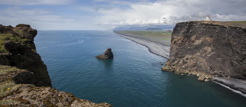 Sydkusten på Island