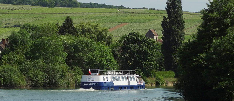 Kanalbåten Raymonde