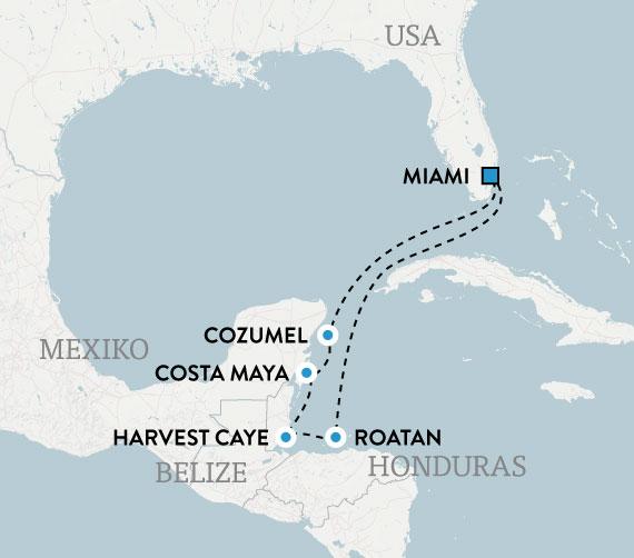 kryssning-norwegian-getaway-vastra-karibien-mexiko