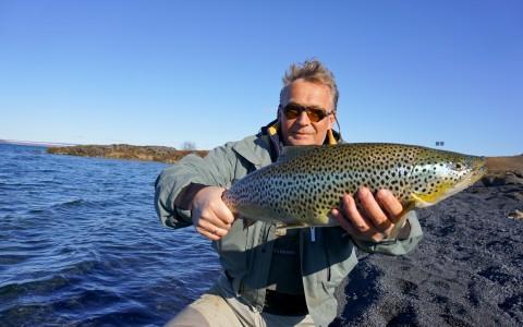 Fiske på Island
