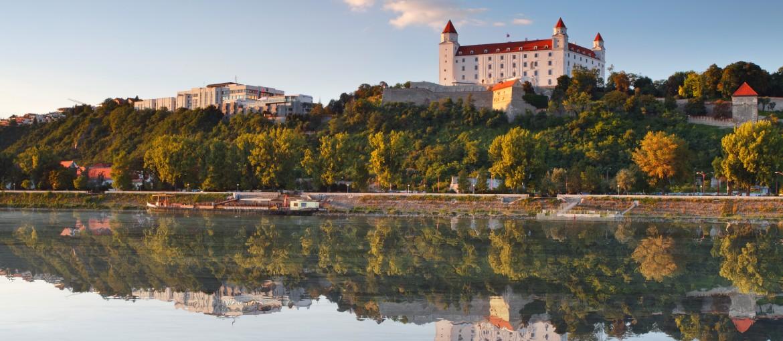 Donau med järnporten