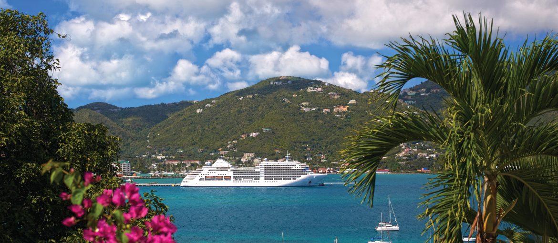 Kryssning med Silver Spirit till Tortola i Karibien