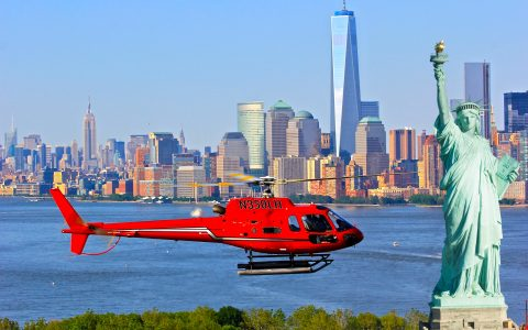 Helikopterturer i New York