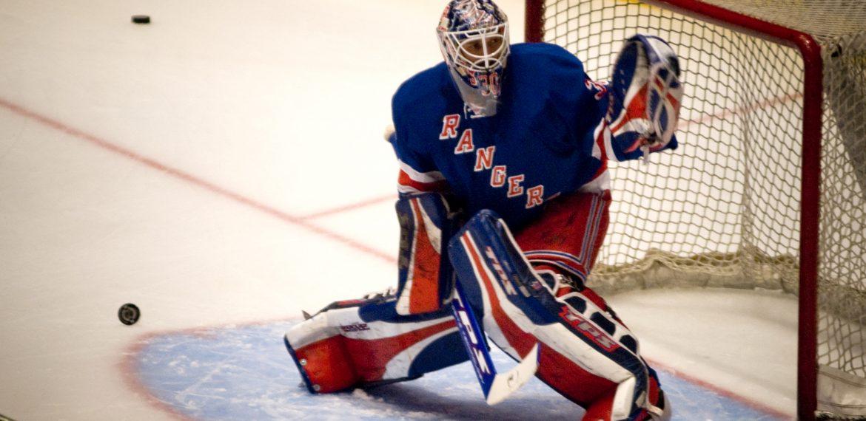 Henke för New York Rangers