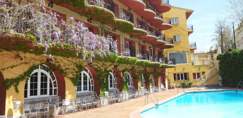 Mitt andalusien rundresa med svensk f rdledare escape - Hotel los angeles granada ...