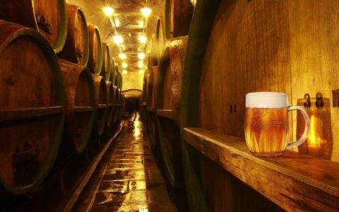 Pilsner Urquell bryggeri i Plzeň, Tjeckien