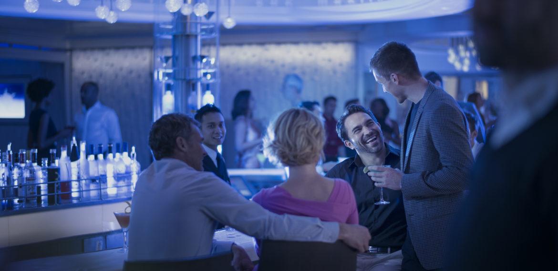 Martini Bar ombord på Celebrity