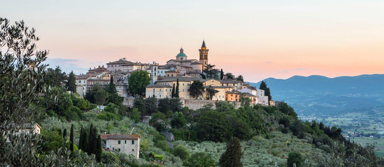 Umbriens pärlor – det genuina Italien
