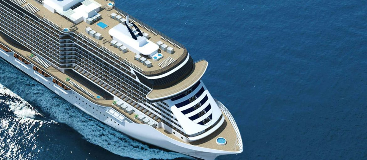 msc seaside i karibien