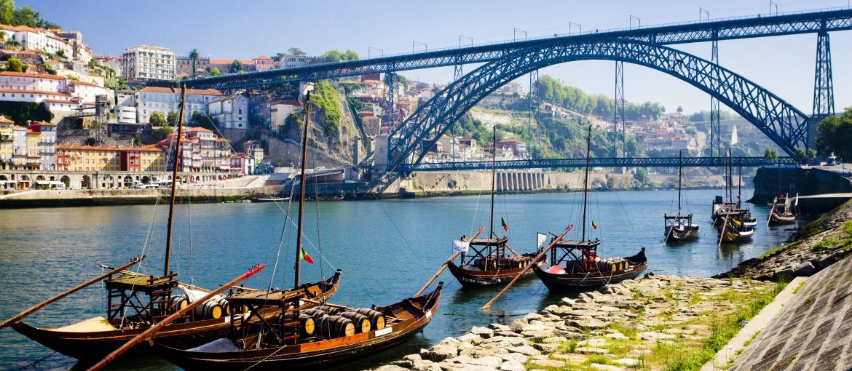 Porto och flodkryssning på Douro