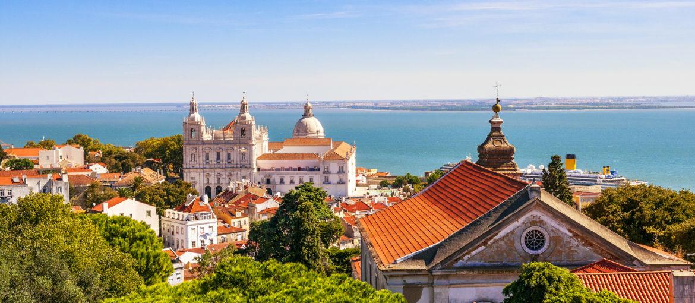 Lissabon med flodkryssning Douro