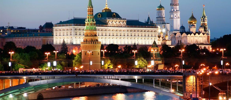 Musikalisk flodkryssning på ryska vattenvägar