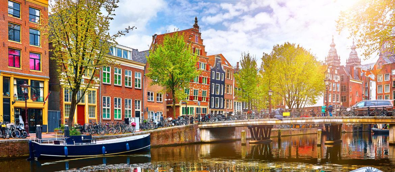 Flodkryssning från Amsterdam till Bryssel