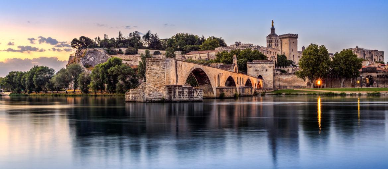 Flodkryssning på Saône, Rhône med Camargue och porten till Provence