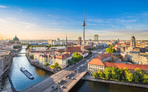 Åk med Escape Travel på konferensres till Berlin
