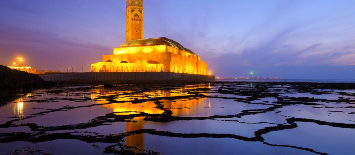 Tågresa med Escape Travel Casablanca
