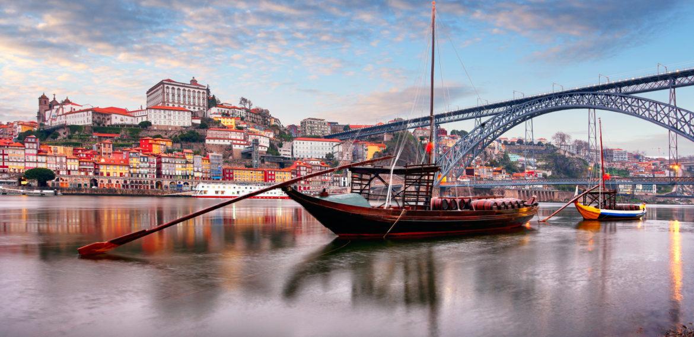 Porto med Dourodalen